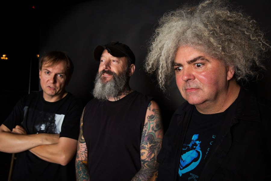 Sonic Attack 123 – Melvins Special